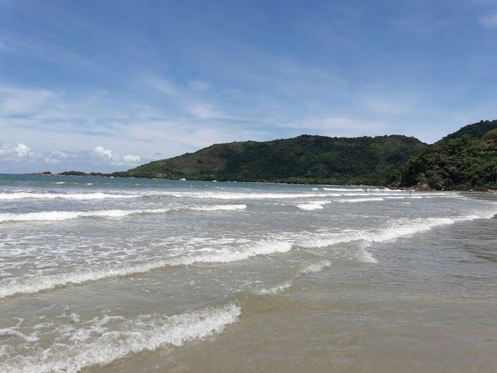 Locação de ApartamentoTérreo Ubatuba Praia Grande