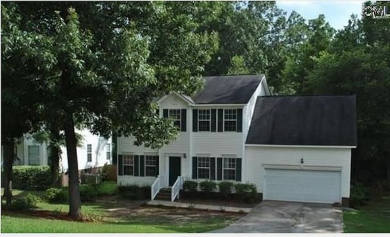 Newly renovated cozy 5 BR near Fort Jackson & USC - Irmo - Maison