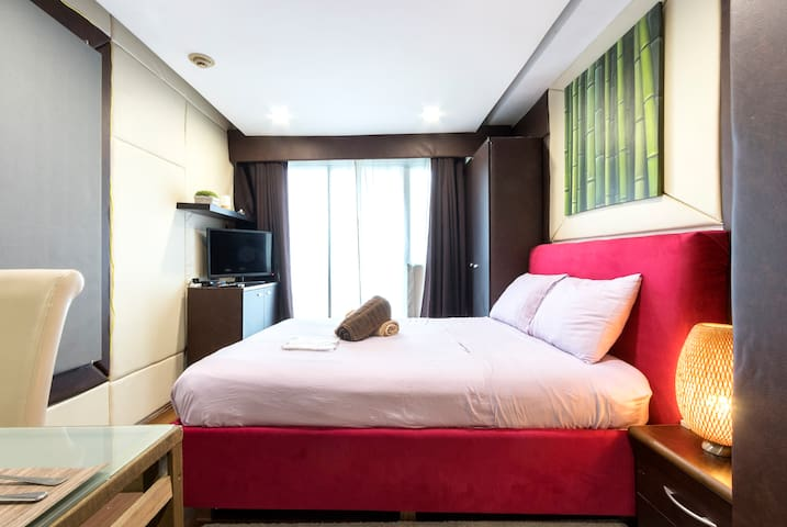Boutique rooms in Condo Hotel (2) - Makati - Boetiekhotel