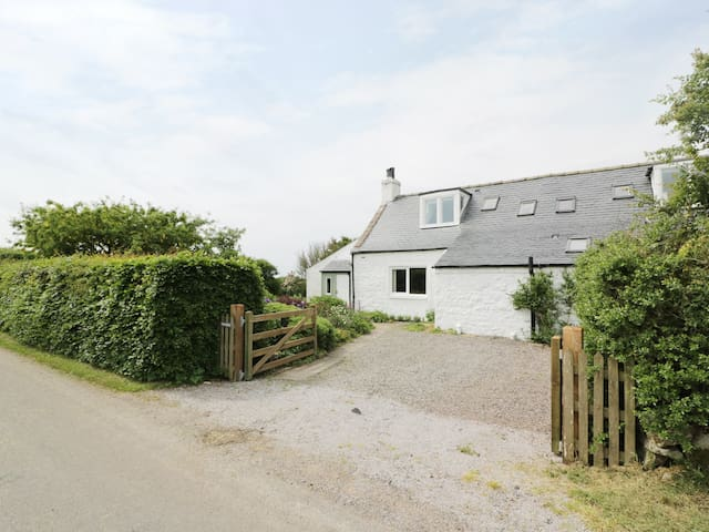 DRUMBUIE, family friendly, with a garden in Southerness, Ref 938841