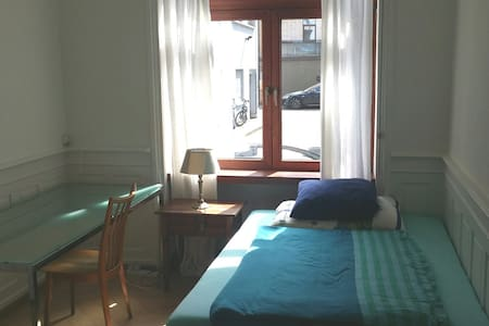 Nice room near the center of Zurich - Curych