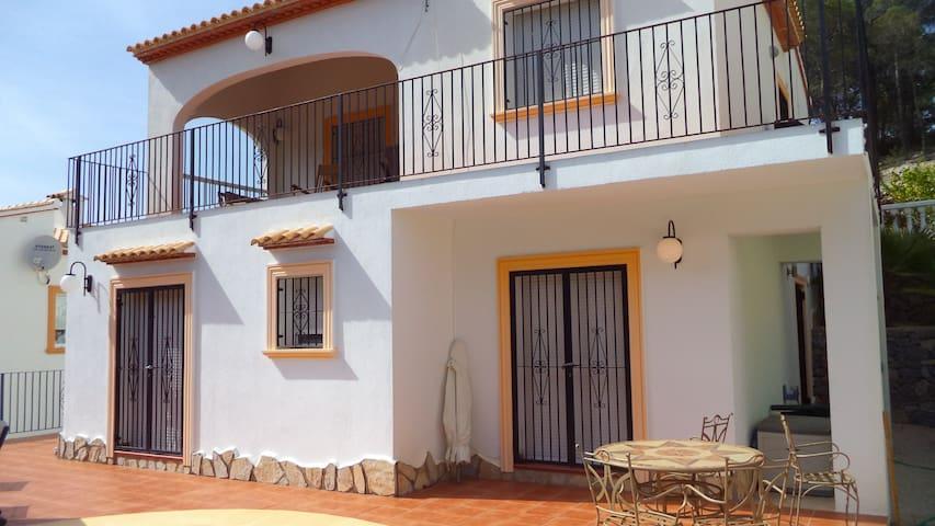 Casa Del Los Suenos - Parcent - วิลล่า