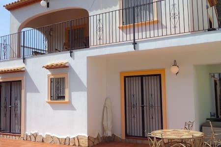 Casa Del Los Suenos - Parcent - Villa