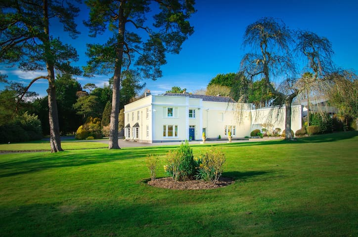 Filham House - South Devon  Country House UK - Filham - Casa