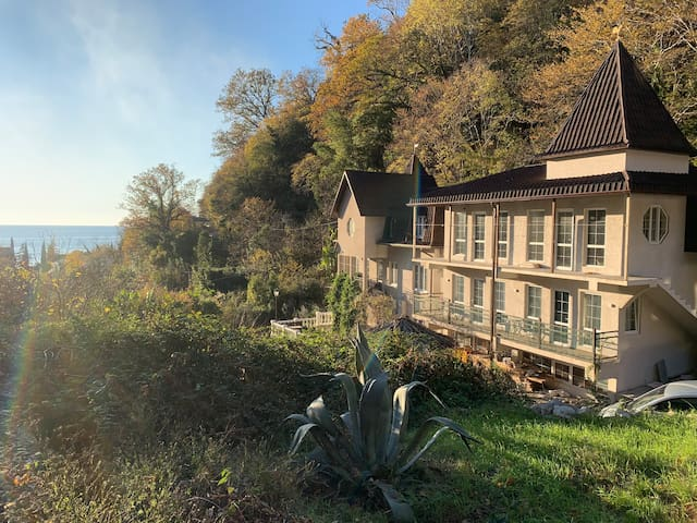 Дом с прекрасным расположением в г. Gagra