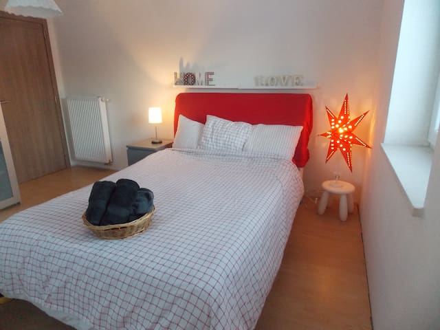 B&B village d'ardenne,son parc naturel houffalize - Houffalize - Hus
