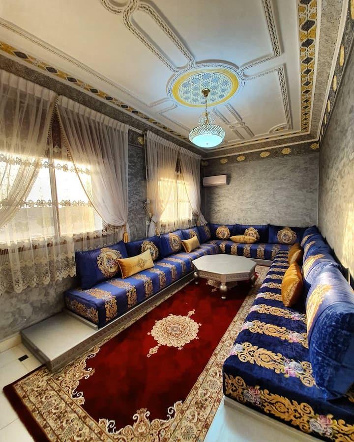 Beautiful oriental designed apartment In Agadir