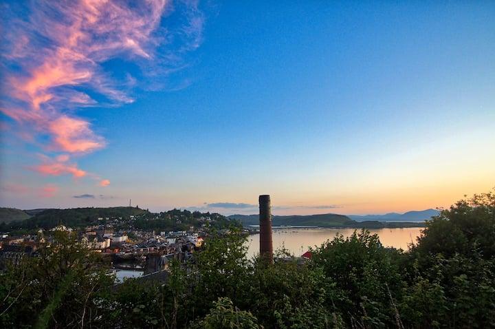 Invercloy Oban, Great views, Double/Twin En-Suite