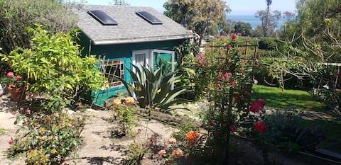 Ocean View Garden Studio