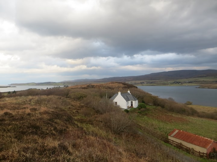 A very private and scenic holiday cottage