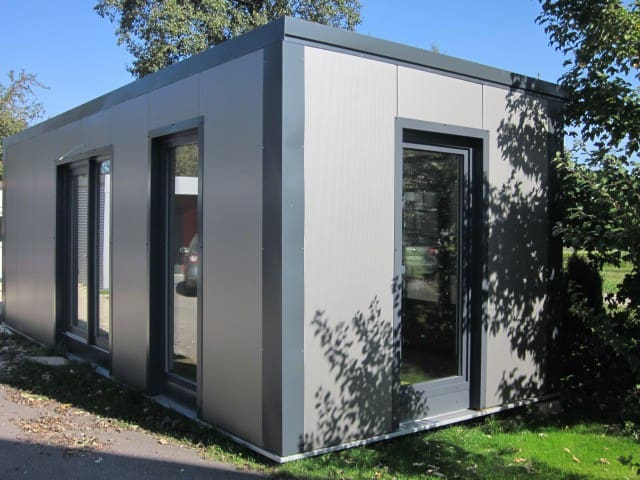 Münsingen -Tiny Haus -  Klimaneutral - 2 Personen