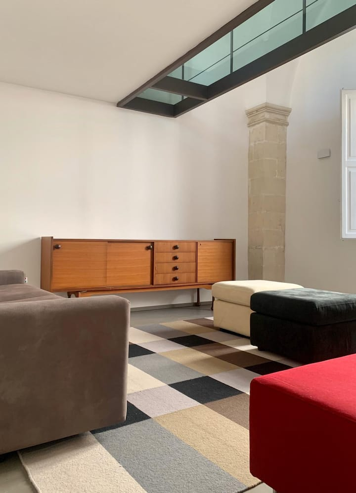 Beautiful suite in the heart of Lecce-by 4 Balconi