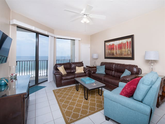 Oceanfront 14th Floor - Orange Beach - Apto. en complejo residencial
