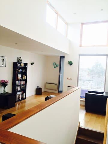 Penthouse 15mins to City Centre - Baile Átha Cliath - Appartamento