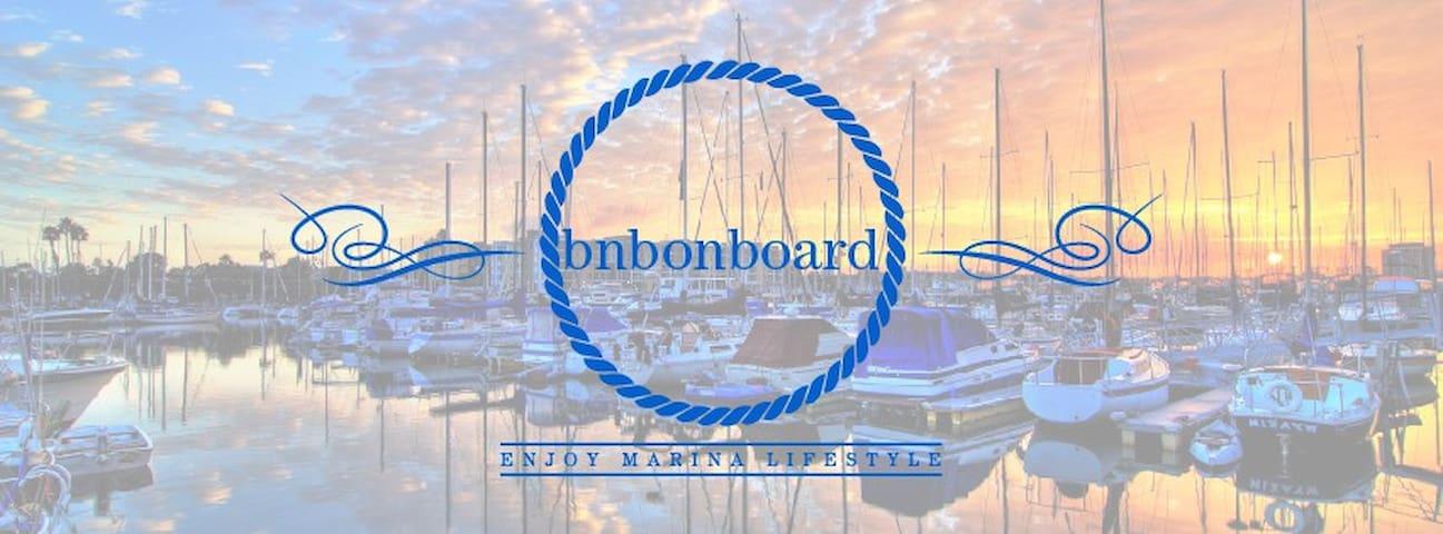 BnB onboard: be different & enjoy marina lifestyle - Turgutreis - Boot