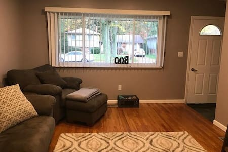 Cozy private bedroom near Detroit - Livonia