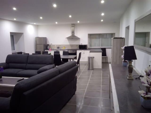 Gîte moderne au coeur du Jura - Viry - Apartment