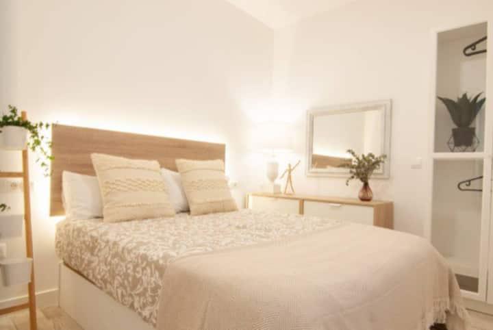 Lovely 1-bedroom apartment in Avenida América