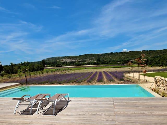 Gite en Drome provençale en pleine campagne (1) - Saint-Restitut - Pis
