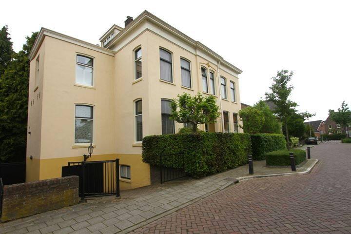 Privékamer; zolderkamer, huis op de dijk Zutphen..