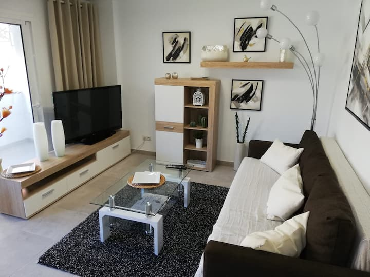 Ruhiges Apartment im Zentrum von Playa del Ingles