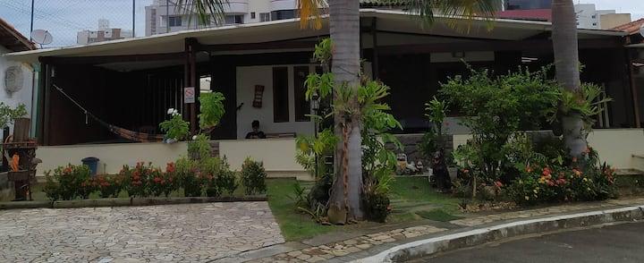 Casa em condomínio fechado - Praia de Itaparica