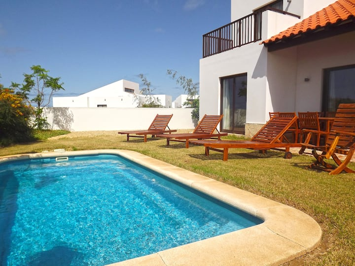 Villa Duplex in 5* Resort close to Sea