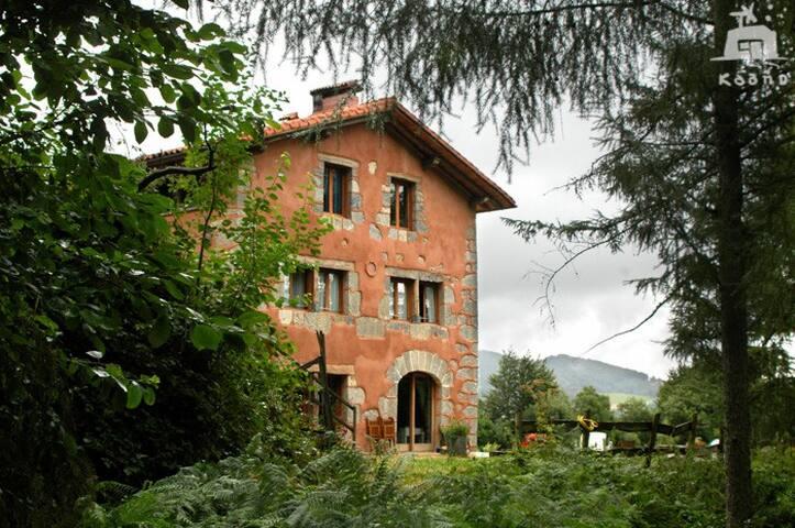 casa rural ecológica Kaaño