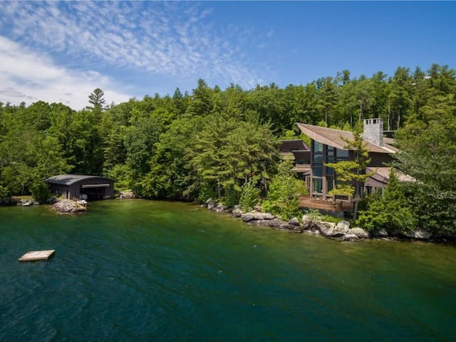 Luxury Bed and Breakfast, Wolfeboro Waterfront
