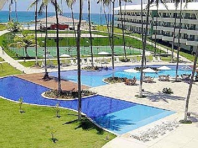 Condomínio Ancorar Flat Resort - Porto de Galinhas