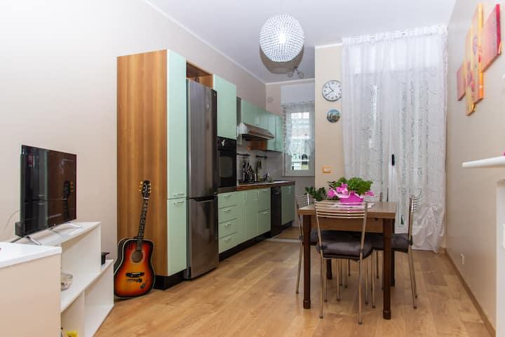 Casa Baciu: Cozy apartment ready to satisfy you