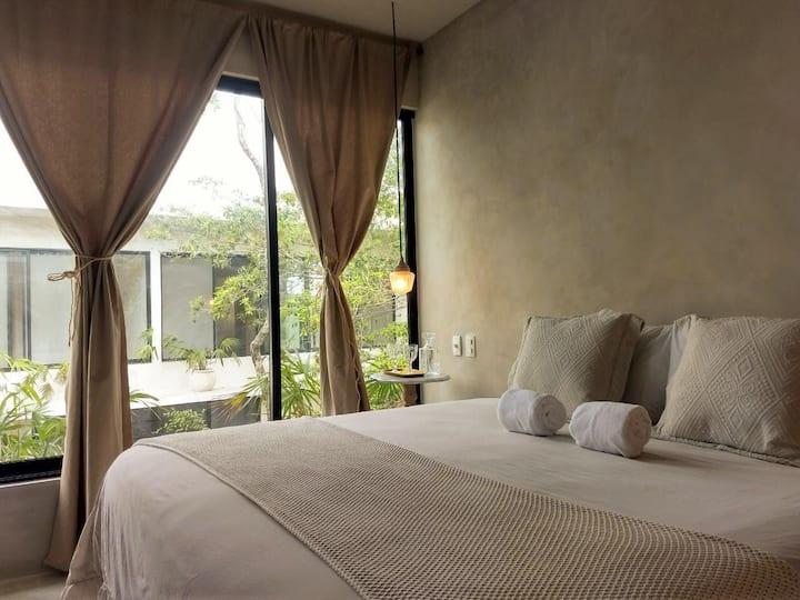 Luxurious Sanctuary House in Tulum