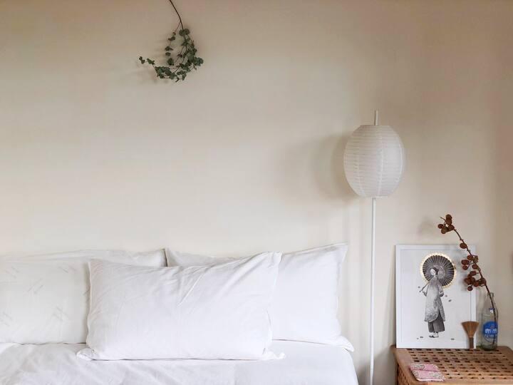 體驗老台北在地日常大稻埕獨特風格光線充足獨立套房:: 看得見風景的房子