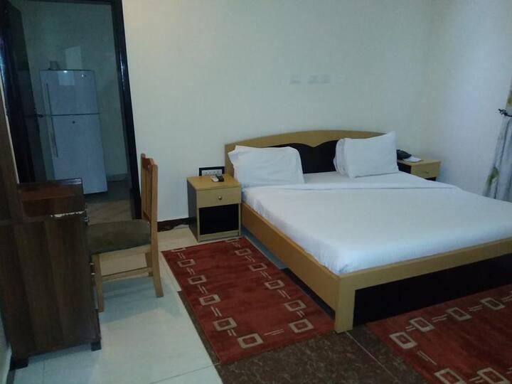 AES Luxury  Abuja - Deluxe Studio Apartment