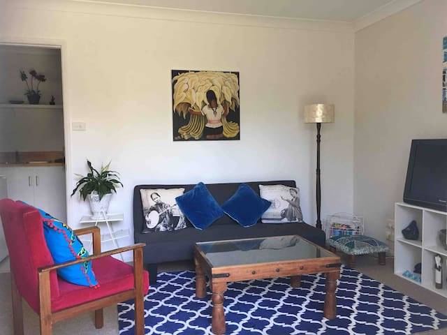 Frida Blue Apartment