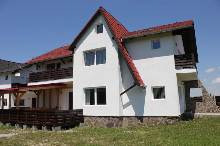 NEW VACATION HOUSE CLOSE TO COUNT DRACULA'S CASTLE