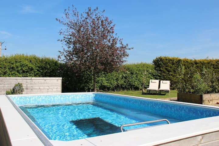 Pool available as extra amenity