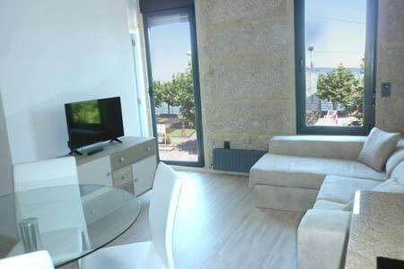 Precioso Apartamento  1 Linea en la playa