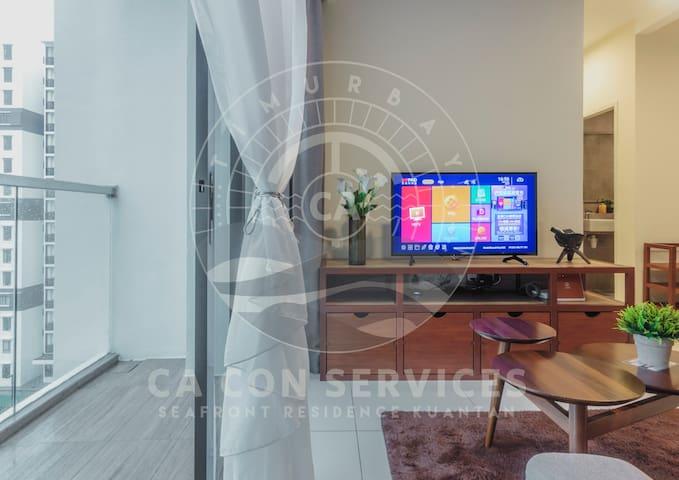 TimurBay @ Seaview 2 Bedroom B1 By CA CON