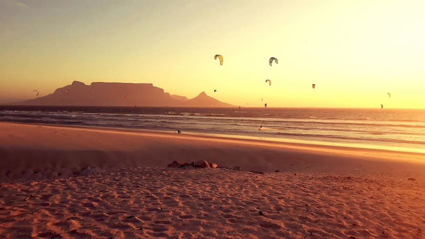 Beach Studio - 450m From Famous Blouberg Beach