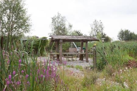 Polder oasis Preacher's pit - Nijkerk
