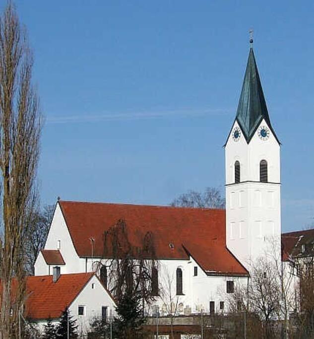Dorfkirche.