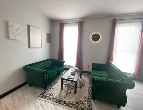 Newly Renovated Apt. in Owego's Historic District