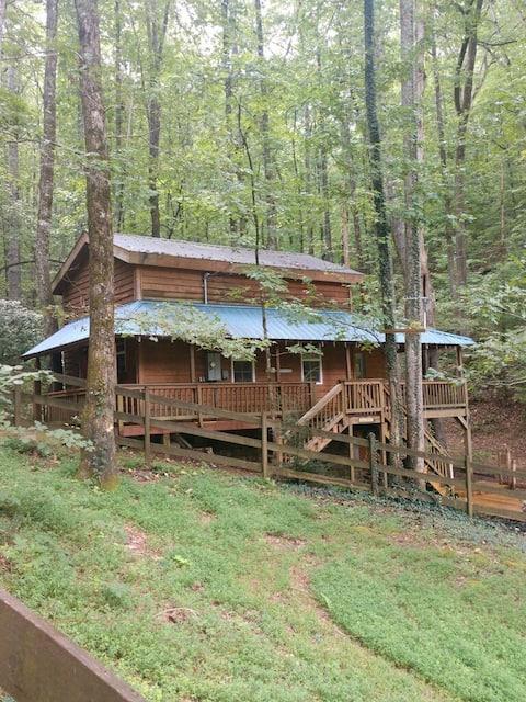 Black Bear Necessities Cabin