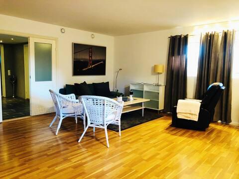 Perfekt leilighet, nærme sentrum