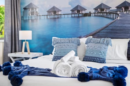 ❤️ CENTRAL OCEAN VIEW  27 ★ 2 POOLS ★ SPA★WI FI ❤️