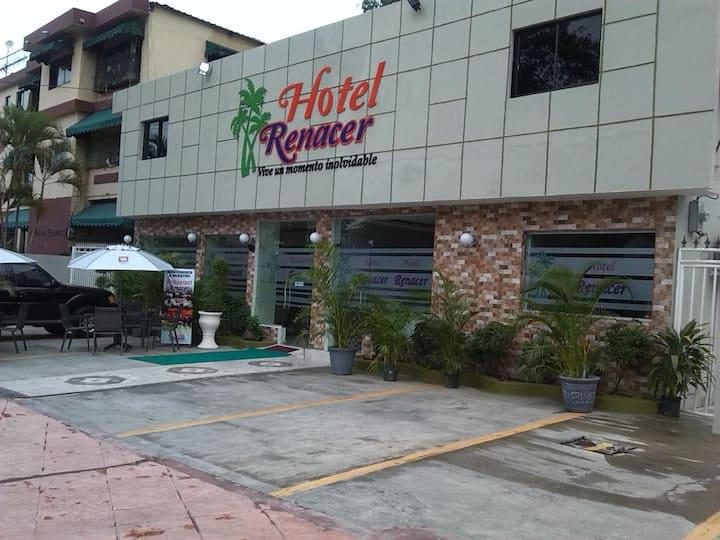 Hotel Renacer_Habitación Cama Doble #08
