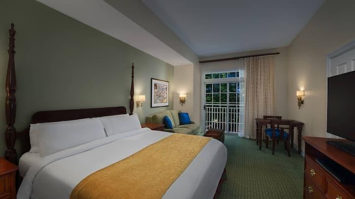 Marriott Manor Club, Williamsburg, VA Studio max 4