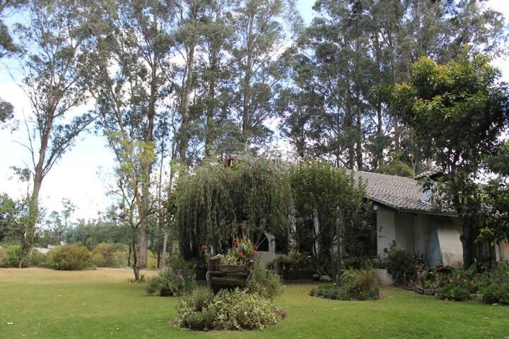 Le Châtelet - Quito - Casa de camp