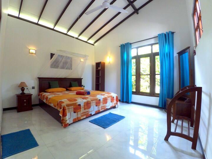 2 bedroom apartment. Second floor